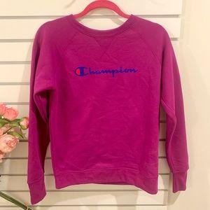 Champion crewneck sweatshirt - purple NWT